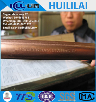 seamless c10200 copper pipe / tube golden supplier in alibaba
