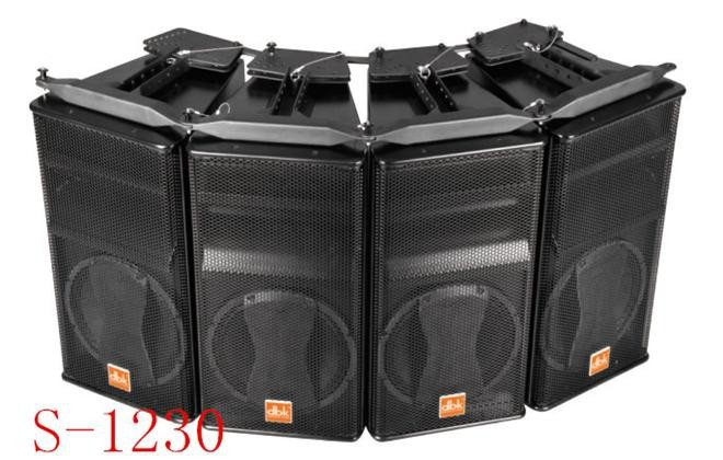 "2015 New 12 ""nexo line array horn S-1230 from GuangZhou,china"