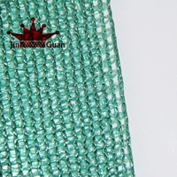 100% virgin HDPE &uv good quality green sun shading net