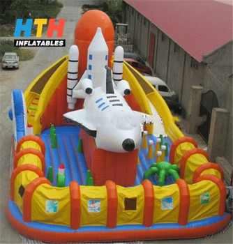 2017 hot sale customize all kind inflatable obstacle course/ bounce house