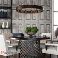 home interior high quality wood design 3d wallpaper
