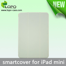 Latest new sublimation smart flip case for iPad mini