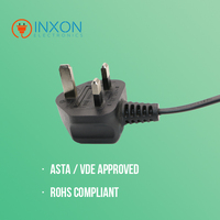 Free sample computer electric power cords electrical plug connector