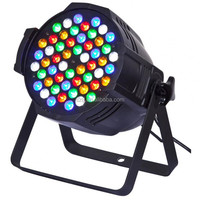 High power 54 leds Waterproof RGBW LED Par Stage Light 162W