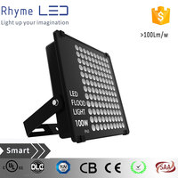 top quality led and unique appearance high power 100w led flood light
