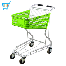 buy trendy personal shopping trolley hypermarket market wire supermarket 4 wheel shopping trolley