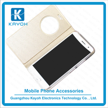 [kayoh]Low Price China Mobile Phone Accessories Flip Leather Back Cover Phone Covers for Lenovo Zuk Z2