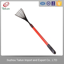 folding grass leaf rake