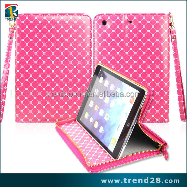cheap price high quality pu leathe case for ipad air