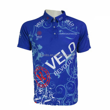 High quality Sublimated Polo Shirts , Small MOQ, any color/logos printed