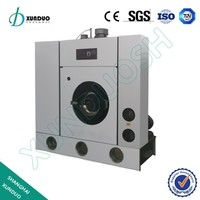8kg steam heating dry cleaning equipment-laundry shop machine