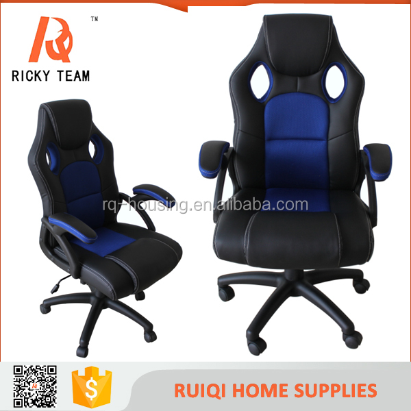New fashionable design office chair modern cheap price gaming chair professional comfortable swivel racing chair