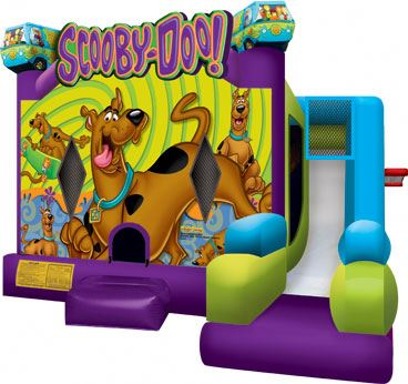 Scooby Doo 2 Combo 7 inflatable combos
