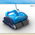 Light blue Robotic Pool Vacuum Cleaner