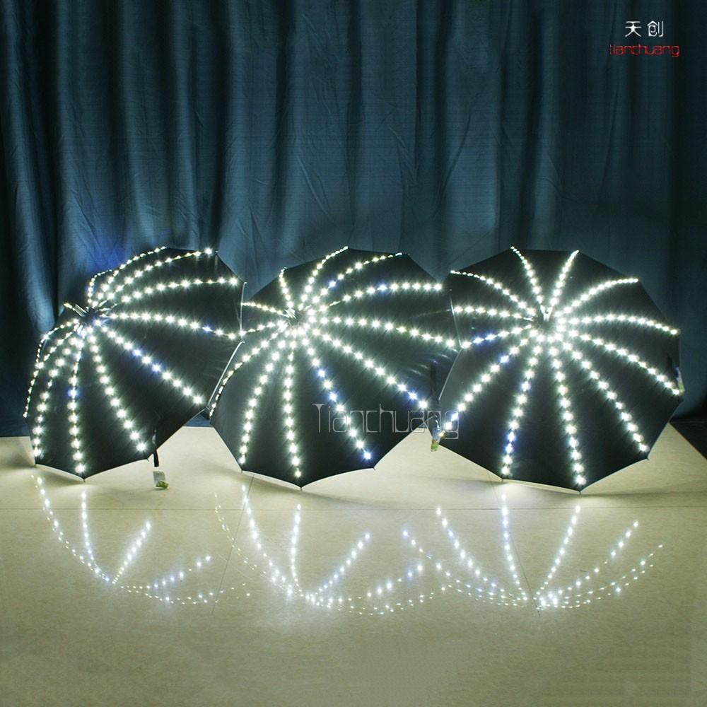 Groothandel Led Paraplu,Licht Paraplu,Romantische Paraplu Voor Kerst ...