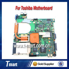 100% working laptop Motherboard for Toshiba A100 V000068800 Motherboard all fully tested