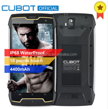 Original Cubot Kingkong MT6580 Quad Core Cell Phone Android 7.0 Smartphone 2GB RAM 16GB ROM IP68 Waterproof Unlock Mobile Phone