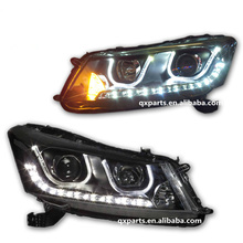 wholesale led headlamps for honda accord 2008-2013 xenon hid headlamp