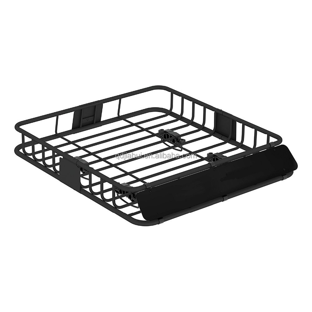 car roof rack basket cargo carrier