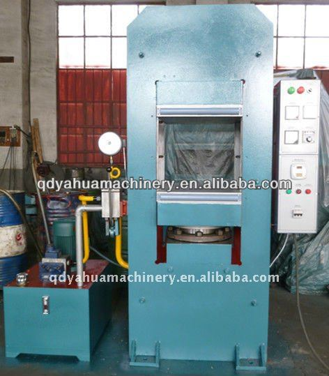 China Best Price Make Vulcanized Rubber/Rubber Plate Vulcanizer/Vulcanzing EPDM Rubber Production Line