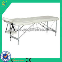 Beauty SPA Portable Folding Thai Aluminum Physical Therapy Massage Bed