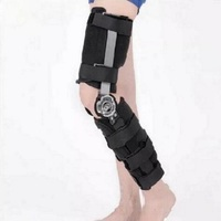 Angle Adjustable and Extensibility Post Op Knee Support