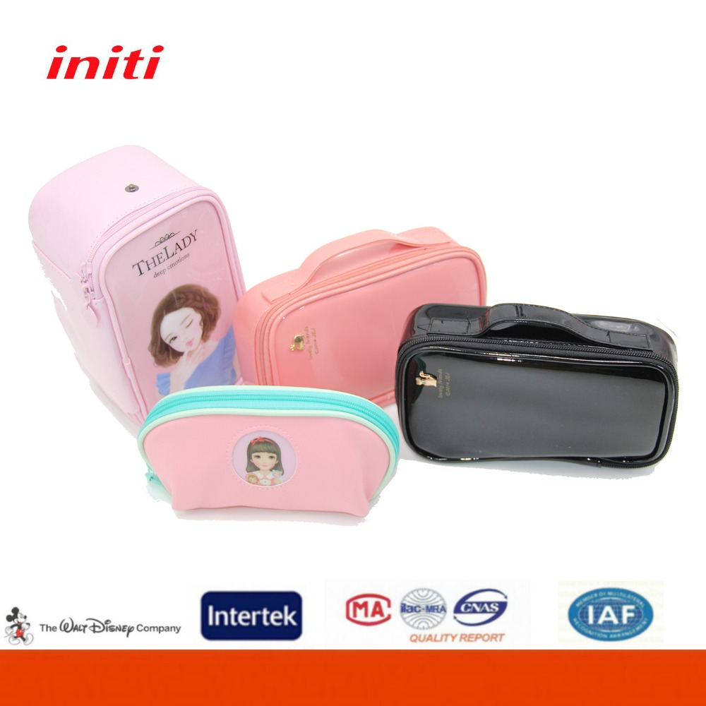 Wholesale Eco-Friendly Customized PVC Cosmetic Bag