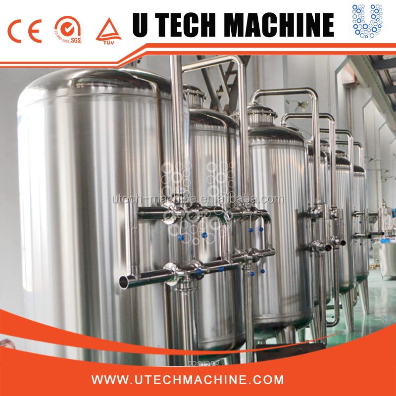 Industrial RO Water Purification / Water Treatment System