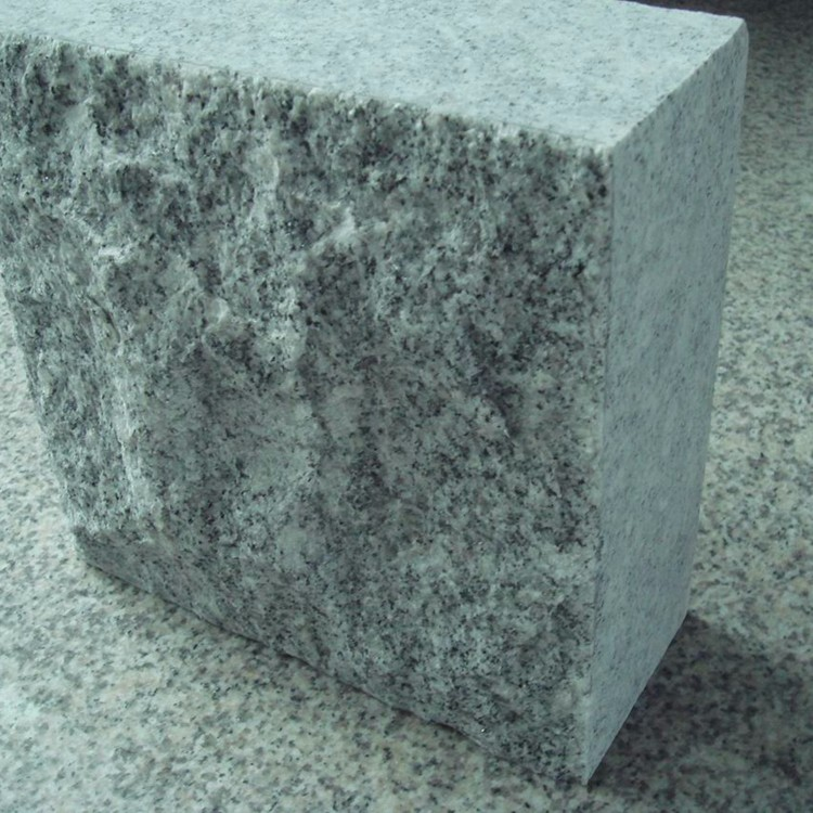 Polished cheap G602 white granite tile 30x30 for sale