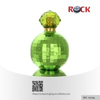 CE/ ISO 100ml Custom Made Glass Perfume Bottles/perfumes Bottle Dubai Wholesale