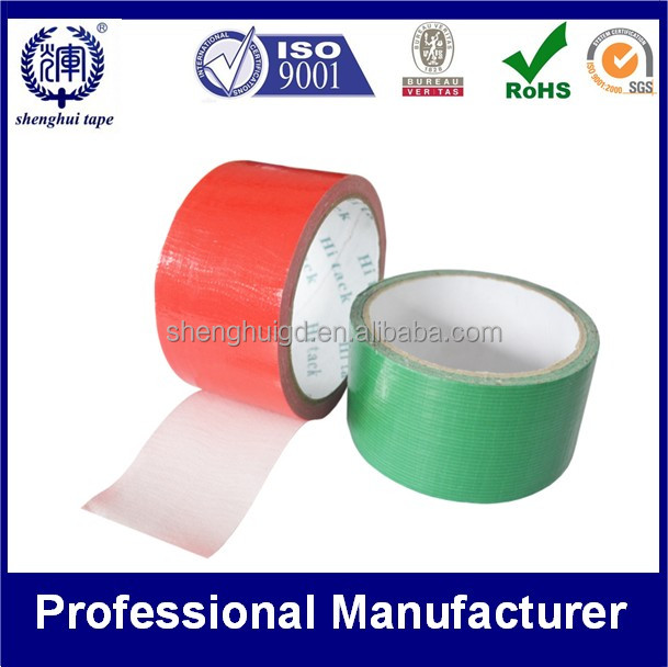 Duct Tape Cloth Tape Gaffer Tape for Seam Sealing Protection Fixing OEM Customized