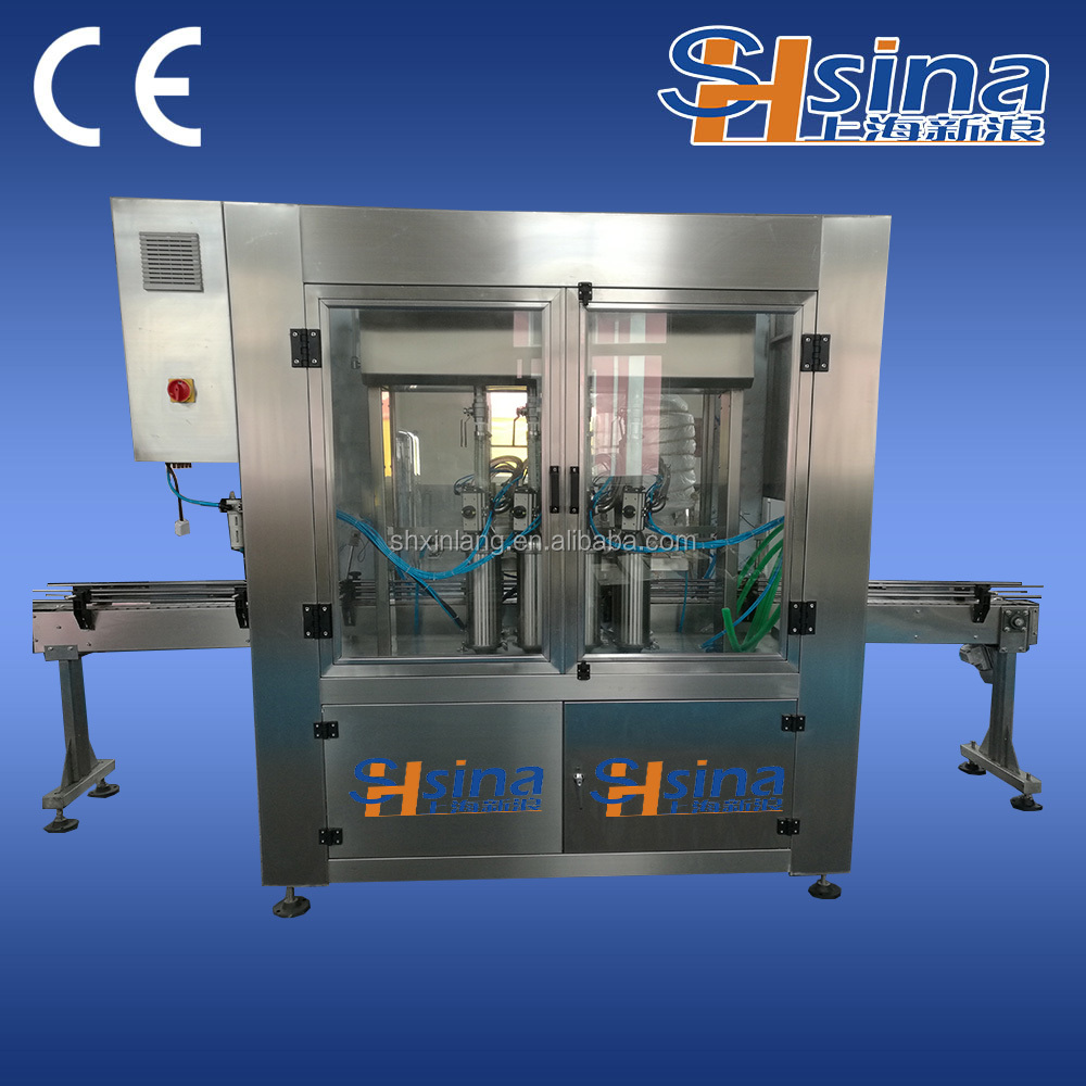 Filling Machine Type and Automatic Grade liquid detergent production line
