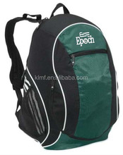 Factory made basketball backpack bag