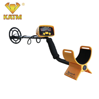 Best gemstone detectors underground gold and silver diamond detector MD6150 gold metal detector