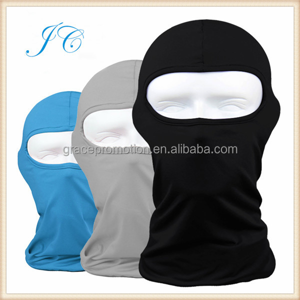 New Unisex Outdoor Motorcycle Winter Custom Printed Ski Mask Cheap