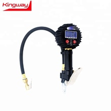 PGD-7 four units 250psi metal digital tire inflator with pressure gauge, 0.1psi resolution and 2*AAA