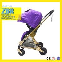 Easy to carry buggy design wholesale china import baby stroller south america