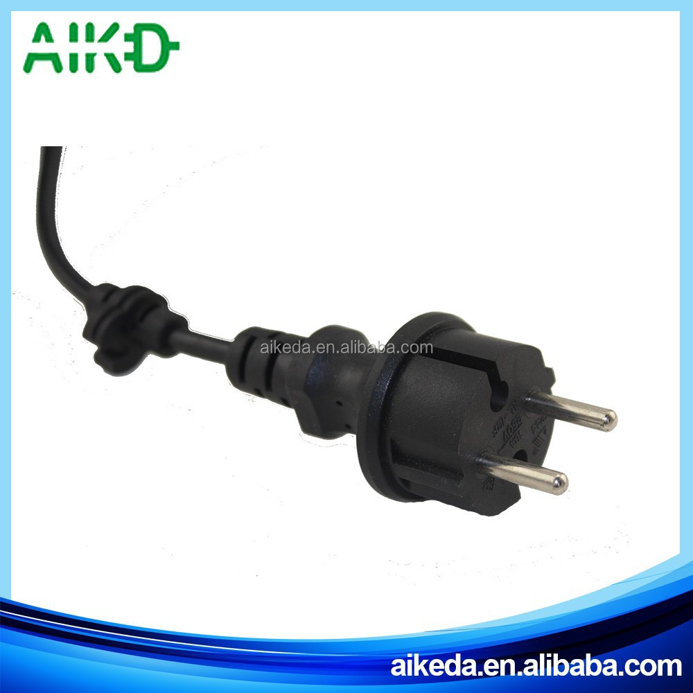 Super quality great material professional supplier european electrical plug adapters