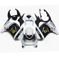 Injection Fairings For Kawasaki Ninja 250 EX250R 08 09 10 11 12 ABS Motorcycle Fairing Kit Bodywork Body Kit Elf White Black New