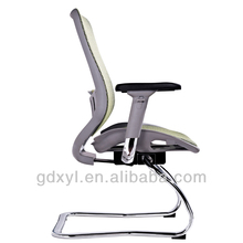 2013 New design plastic back vistor chairs