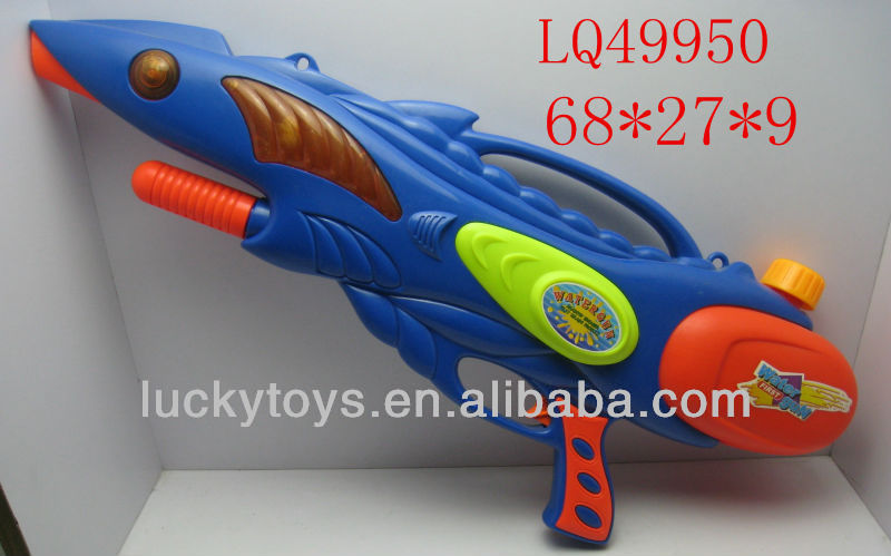 Kids toys plastic big water guns for sale