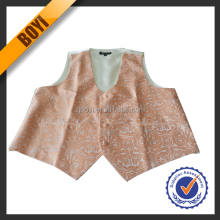 New Fashion 100% Polyester Woman waistcoat For Party