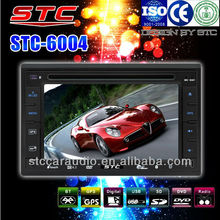 7 Years Manufactory for Car DVD Player with Portable DVD, Multi-media Play system, EQ, MP3/MP4/MP5 function.STC-6004