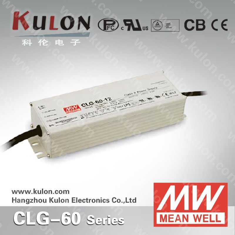 MeanWell CLG-60w 36v 1.7A Ul standard waterproof led power supply