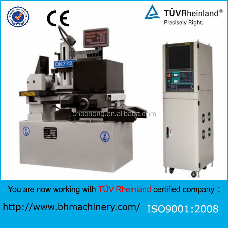 High work efficiency EDM Wire Cutting Machine On Sales with the good price