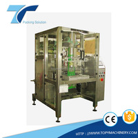 TOPY-VP800 automatic VFFS vertical large size bag packaging machine for frozen food and grain
