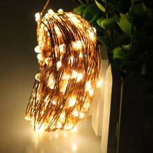 Holiday Party decoration indoor ultra thin multi color firefly 12 volt Christmas led fairy light