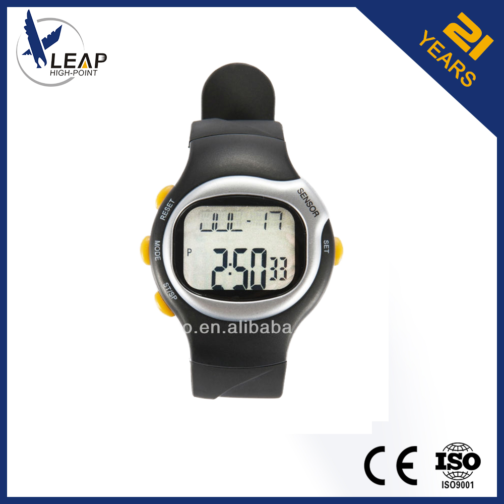 sport heart pulse rate monitor watch exercise heart rate monitor