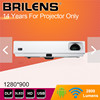 Alibaba Express Brilens DLP Wireless Screen Mirroring Smart Portable Beamer