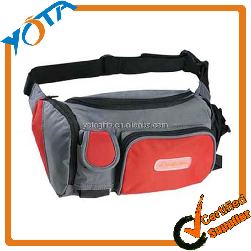 Waterproof travel waist pack, belt bag, waist pouch
